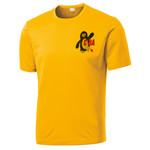 ST350 - W113-C-3A Section Logo - EMB - C-3A Section Logo Wicking T-Shirt
