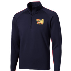 ST850 - EMB - I101E013 - C3A Conclave 1/2 Zip Pullover