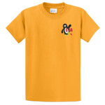W113 - C-3A Section Logo - Emb - PC61 - C-3A Section Logo T-Shirt